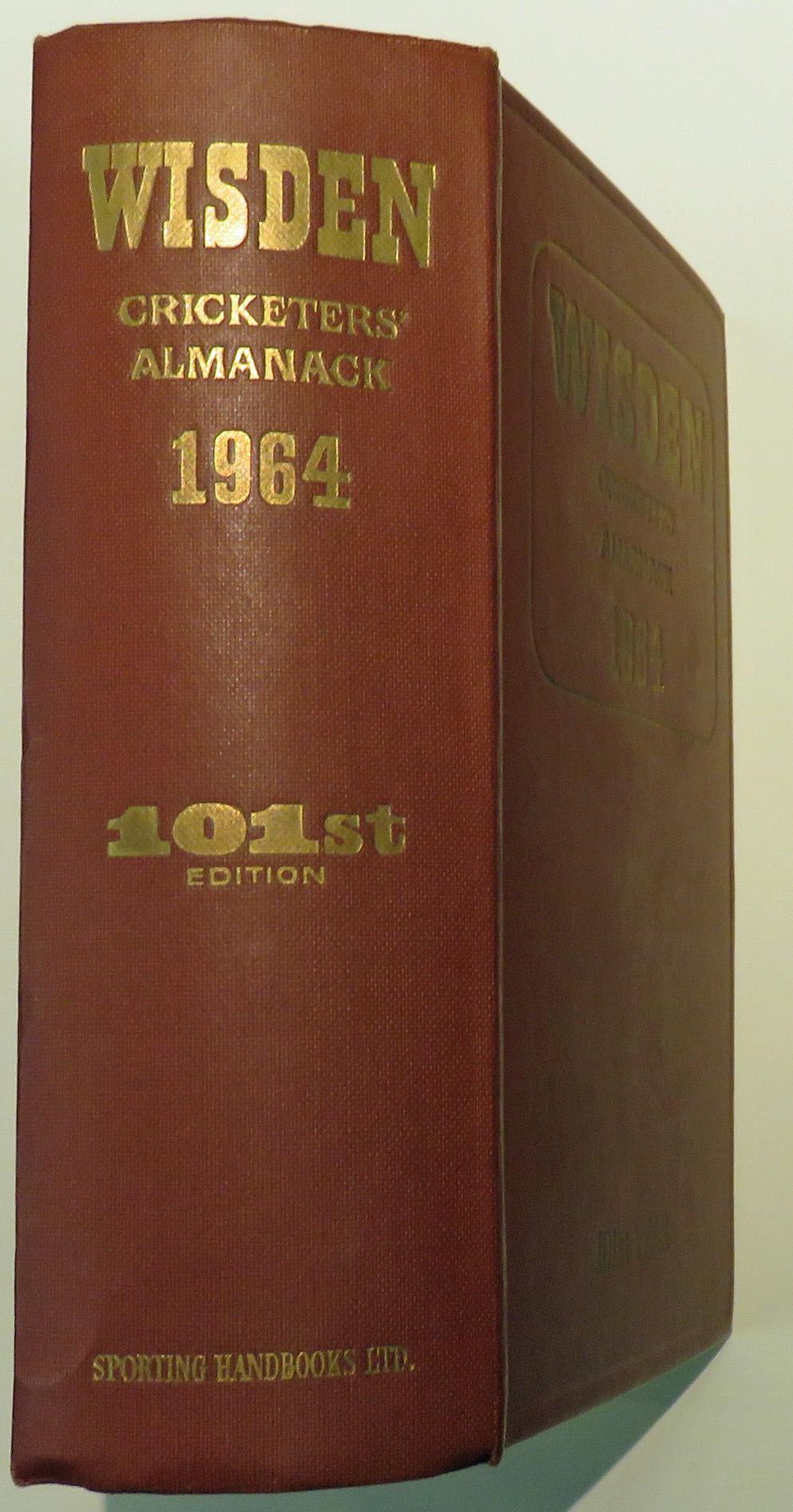 Wisden Cricketers' Almanack 1964