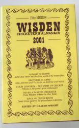 Wisden Cricketers' Almanack 2001