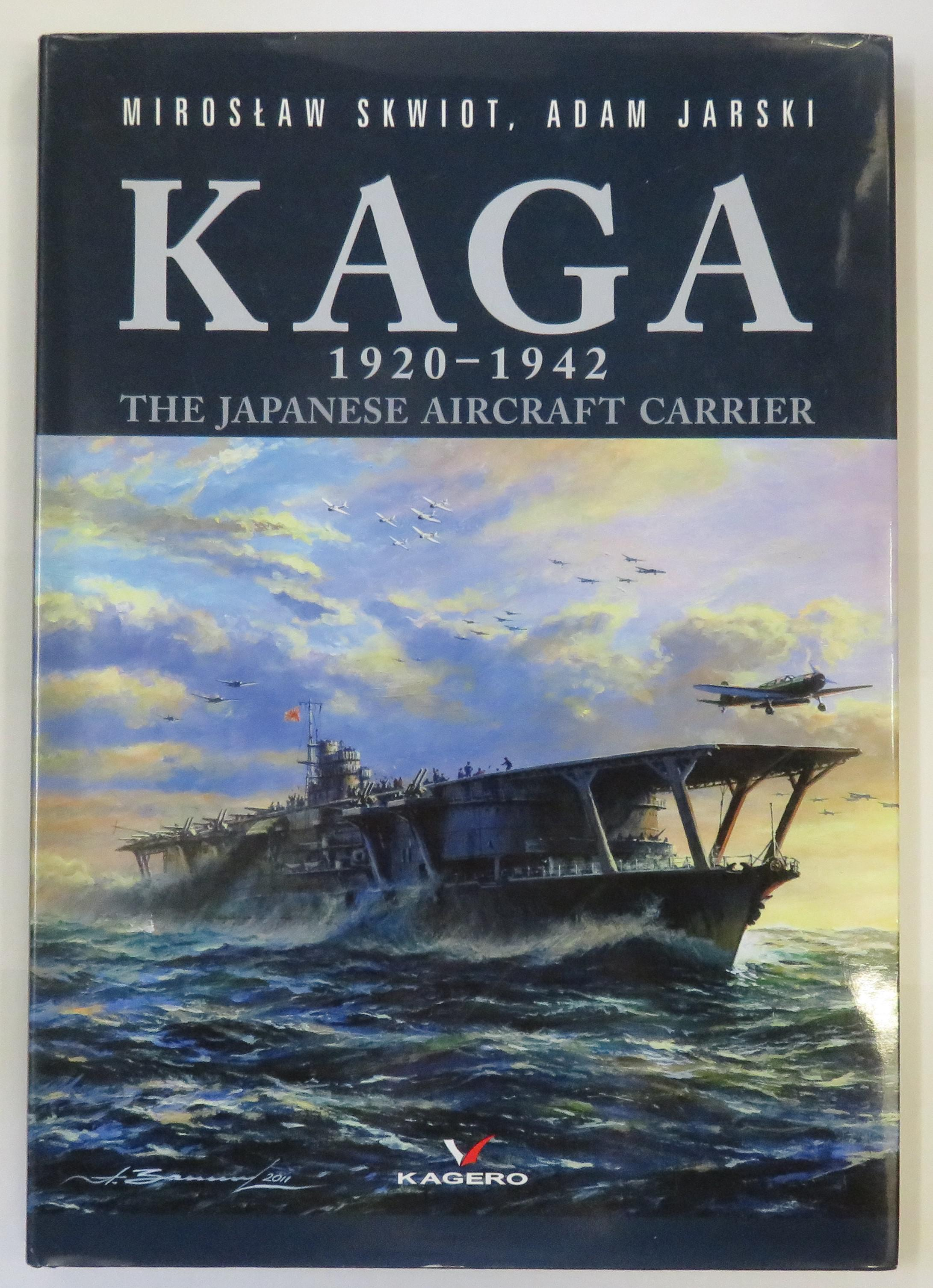 Kaga 1920-1942: The Japanese Aircraft Carrier