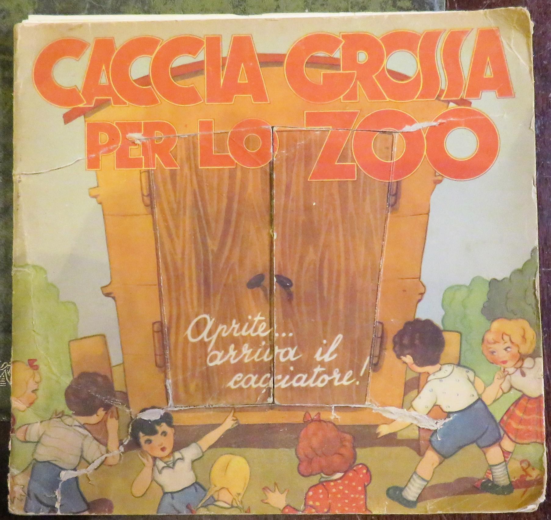 Cassia Grossa Per Lo Zoo