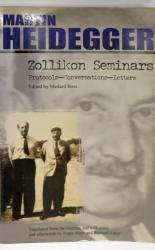 Zollikon Seminars Protocols - Conversations - Letters