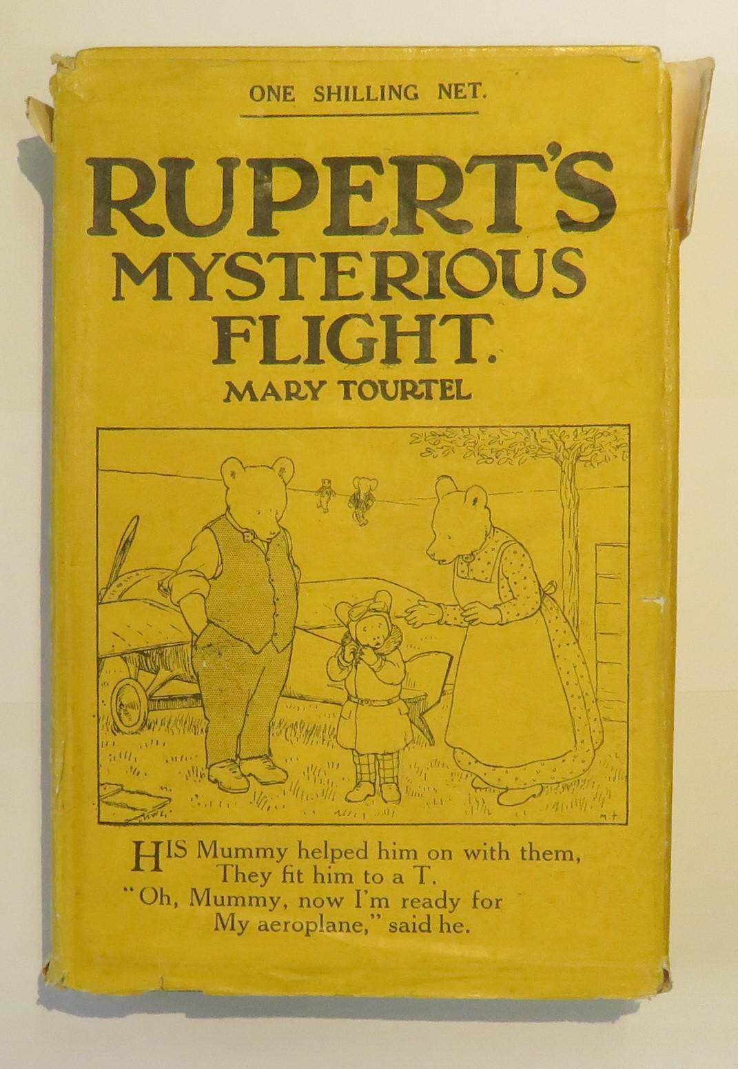 Rupert's Mysterious Flight