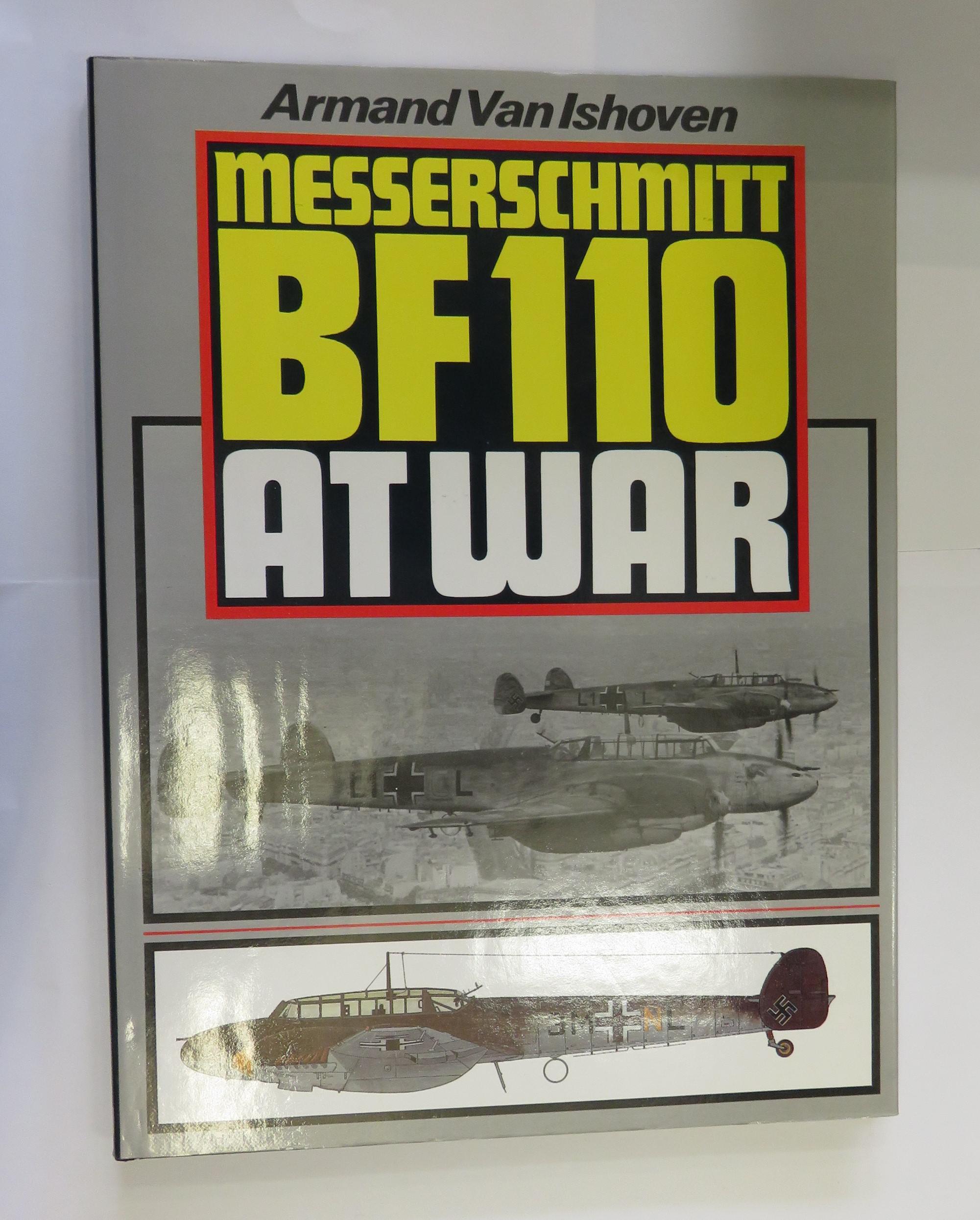 Messerschmitt Bf110 At War