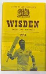 Wisden Cricketers' Almanack 2014