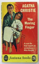 The Moving Finger A Case for that Expert on Wickedness - Miss Marple