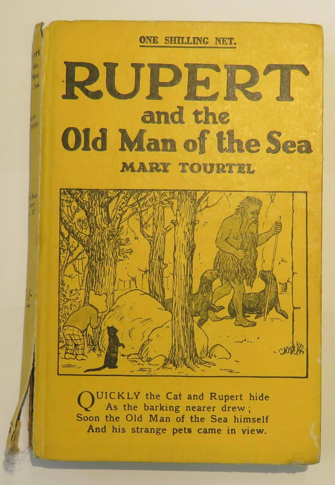 Rupert and the Old Man of the Sea