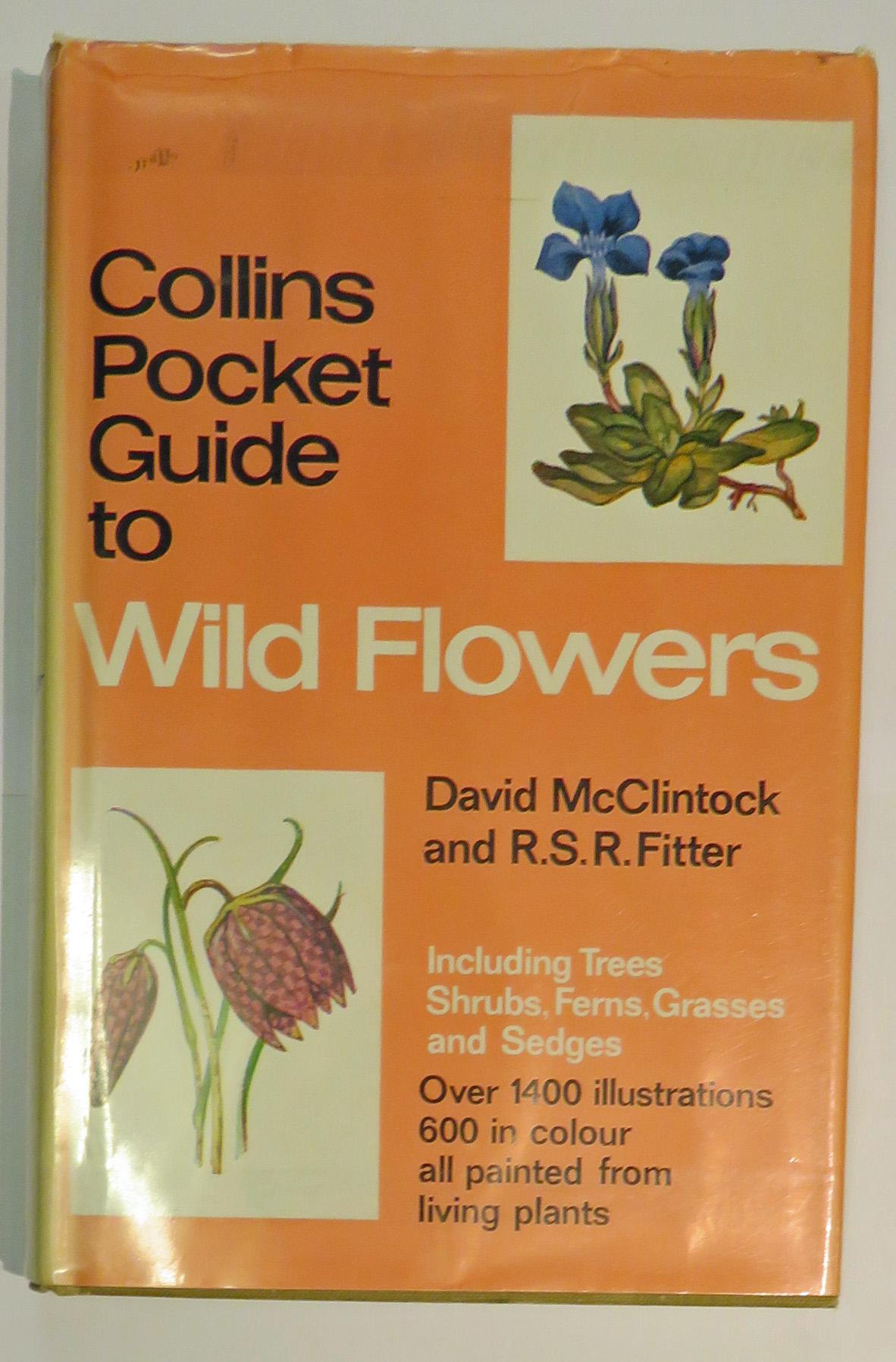 The Pocket Guide To Wild Flowers