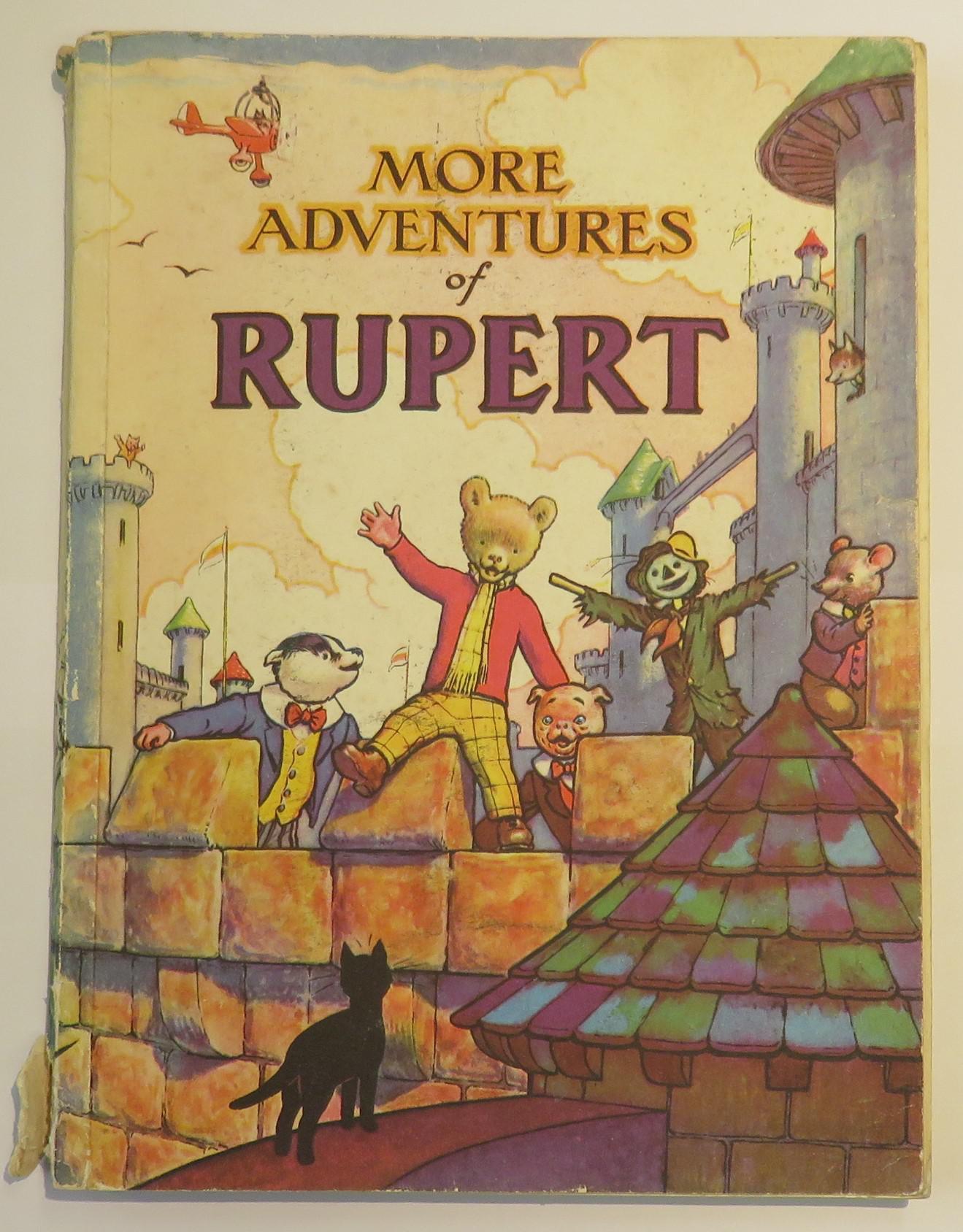 More Adventures of Rupert 1942