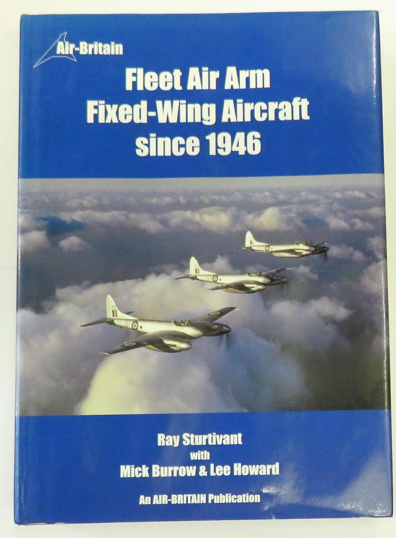 Fleet Air Arm Fixed-Wing Aircraft Since 1946