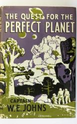 The Quest for the Perfect Planet. A Story of Space Exploration