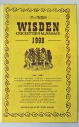 Wisden Cricketers' Almanack 1998