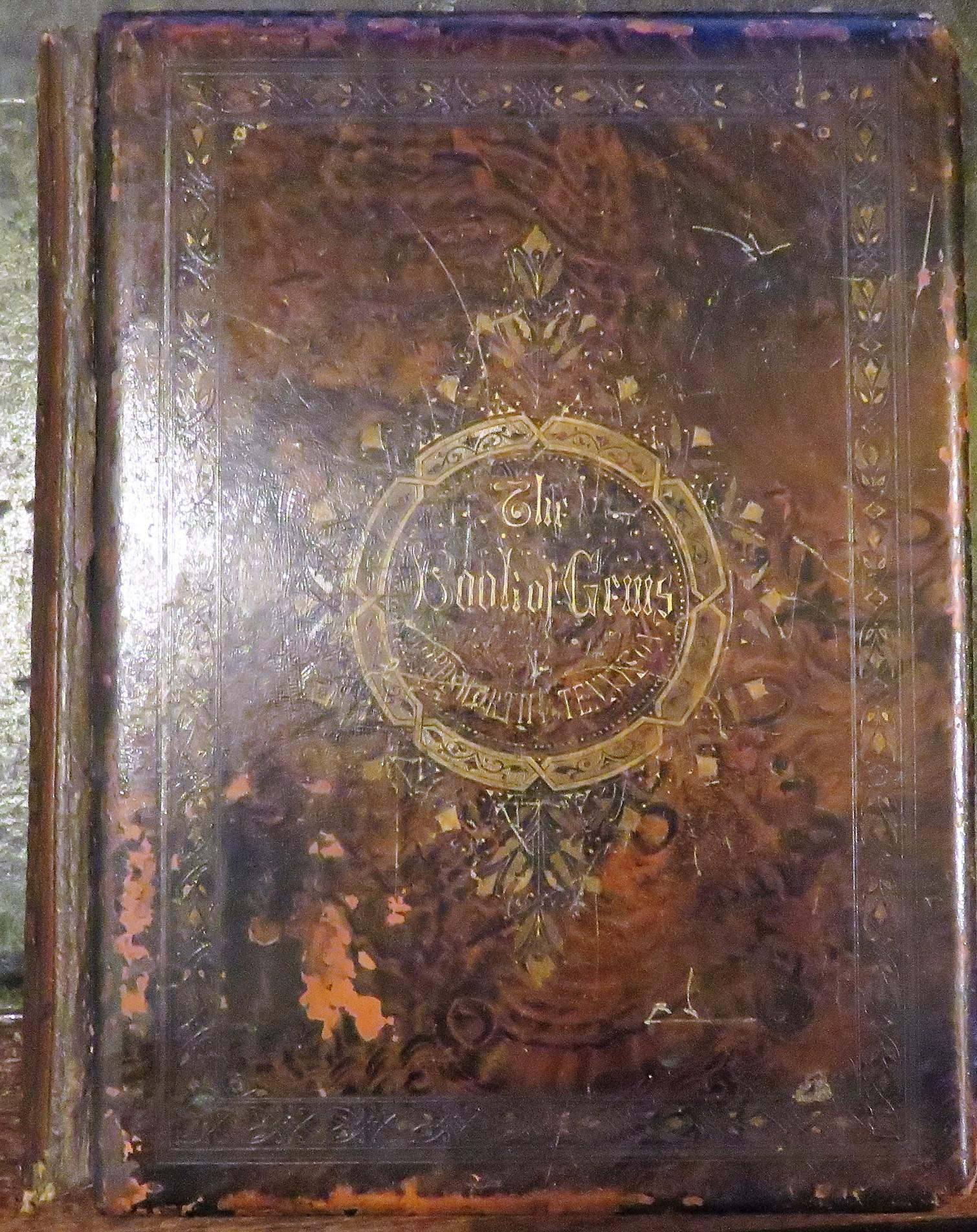 The Book of Gems From the Poets and Artists of Great Britain: The Eighteenth and Nineteenth Century Wordsworth to Tennyson
