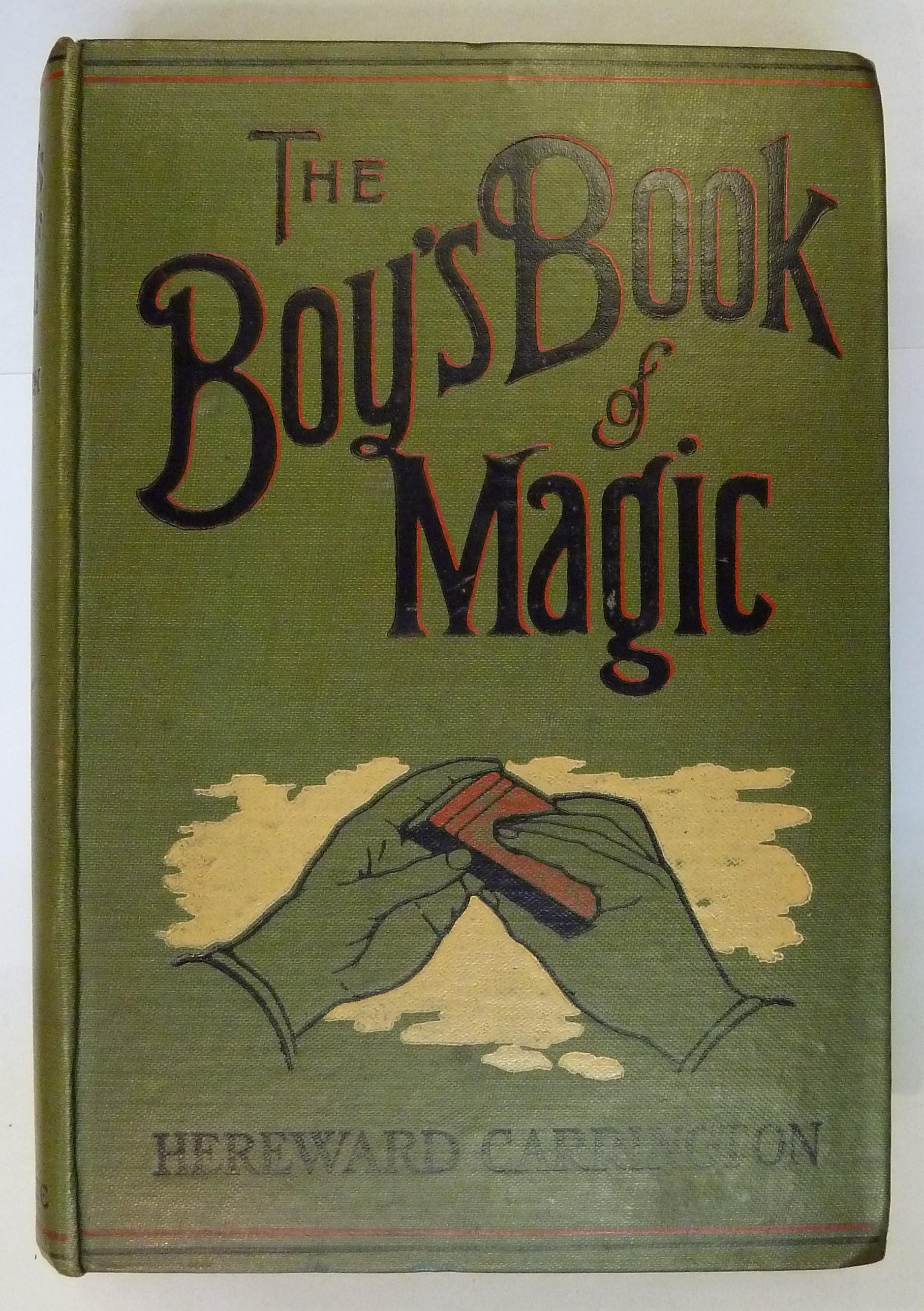 The Boy's Book of Magic