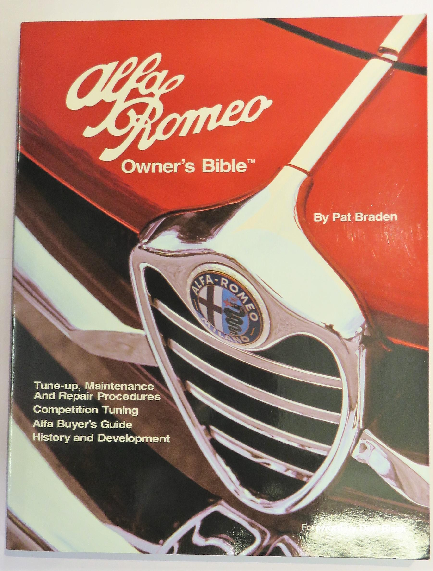 Alpha Romeo Owner's Bible