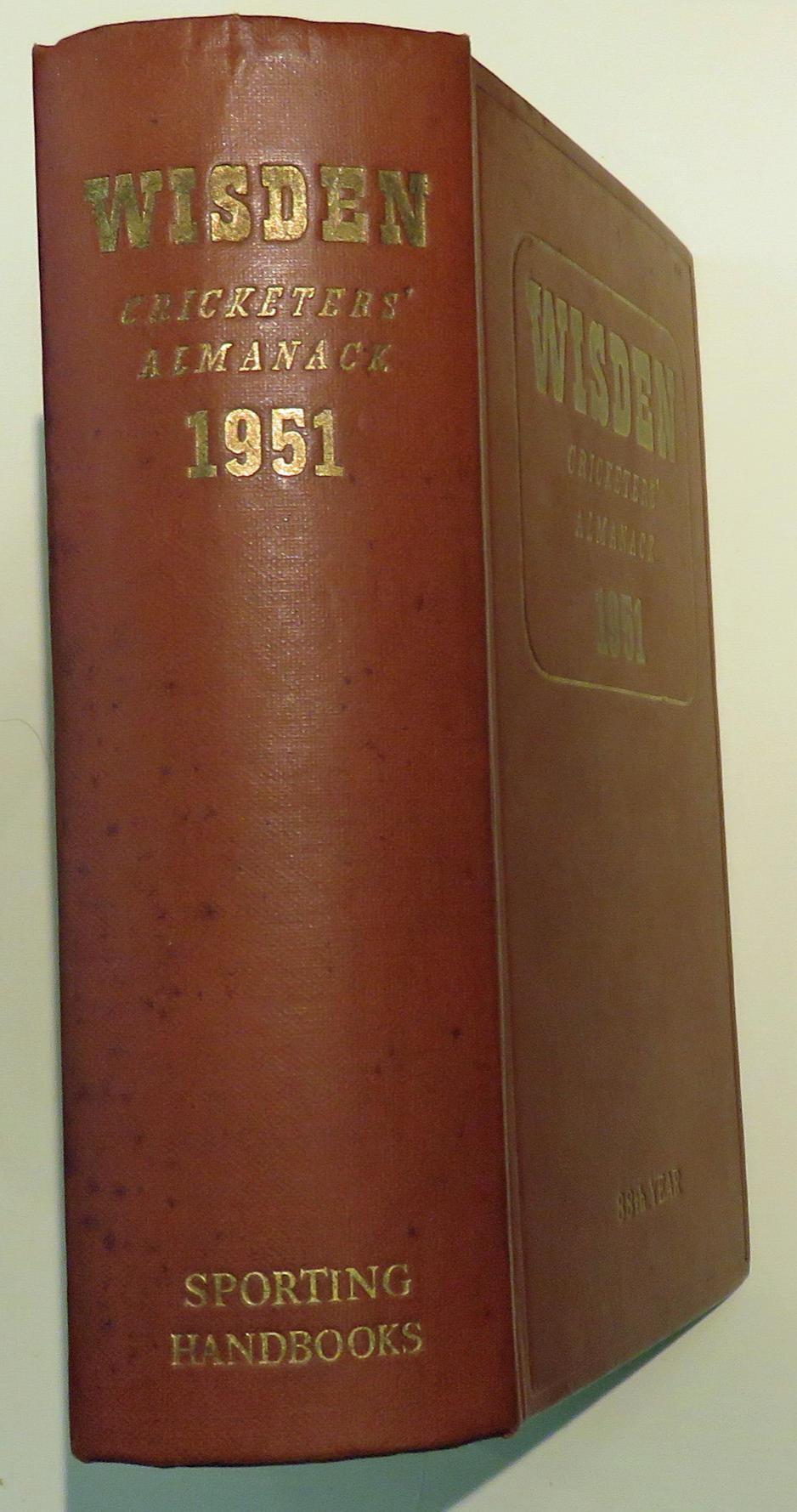 Wisden Cricketers' Almanack 1951