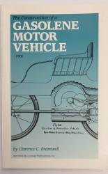 The Construction of a Gasoline Motor Vehicle 1901