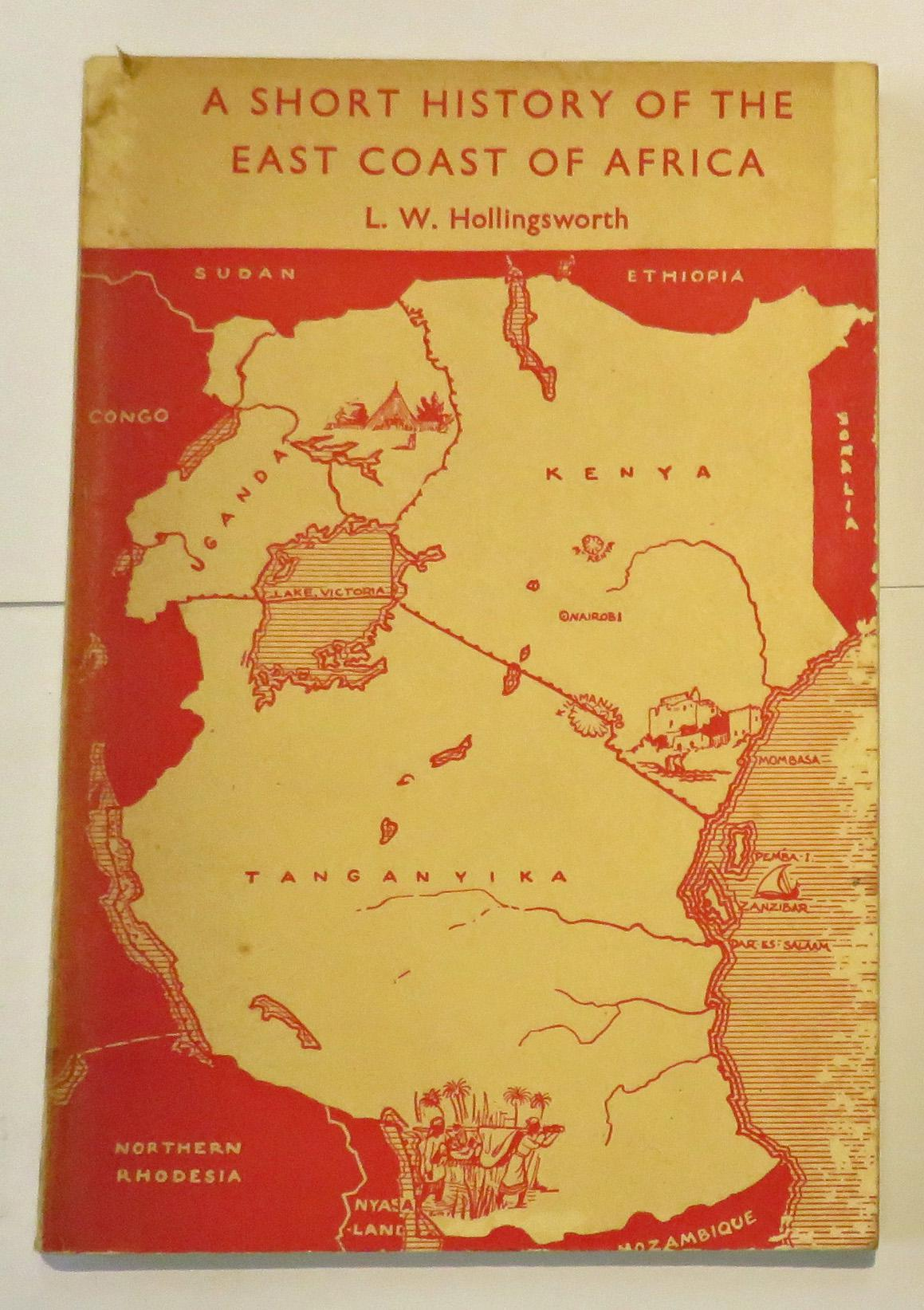 A Short History Of The East Coast Of Africa