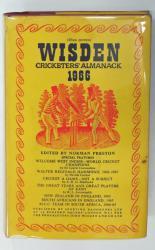 Wisden Cricketers' Almanack 1966