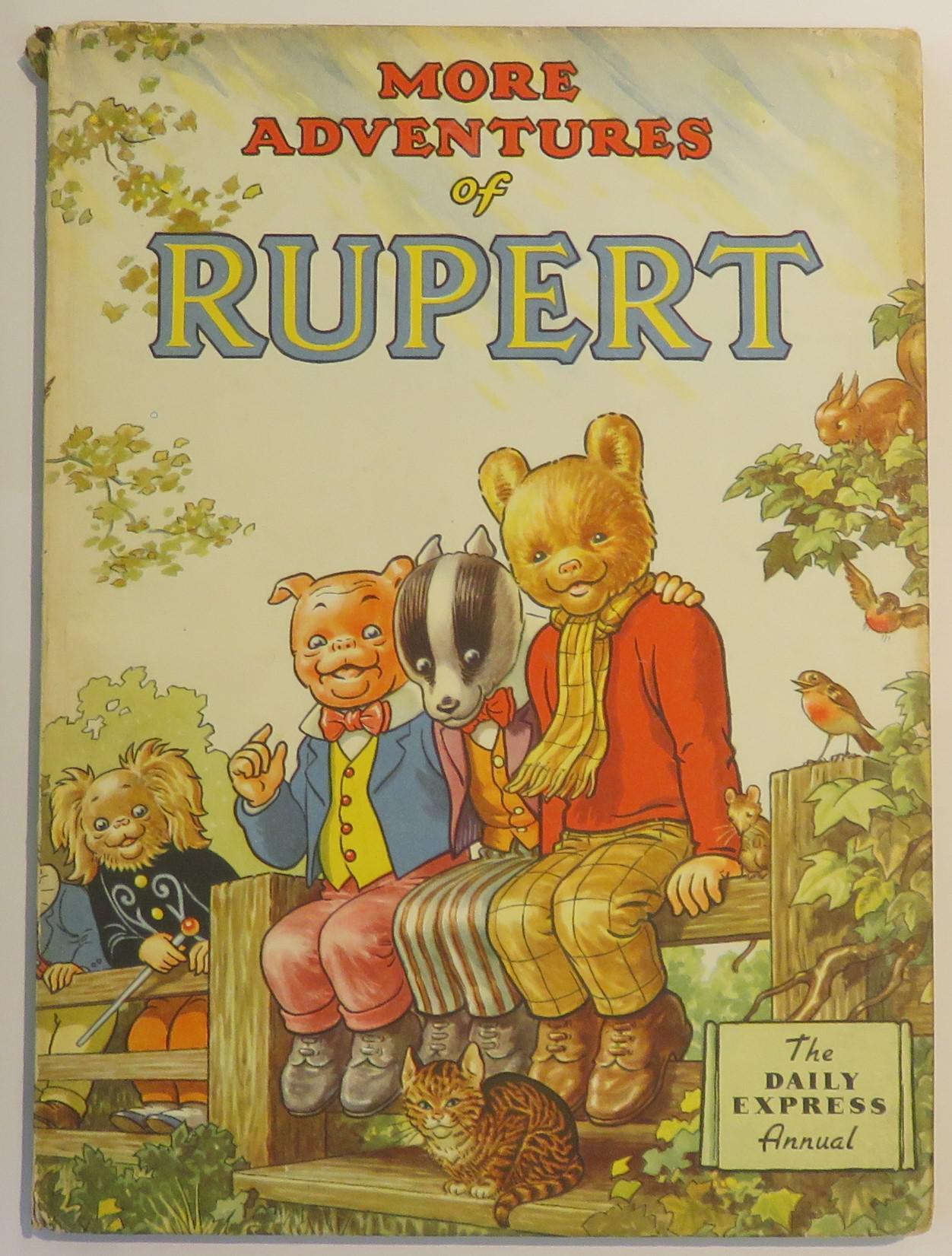More Adventures of Rupert 1953