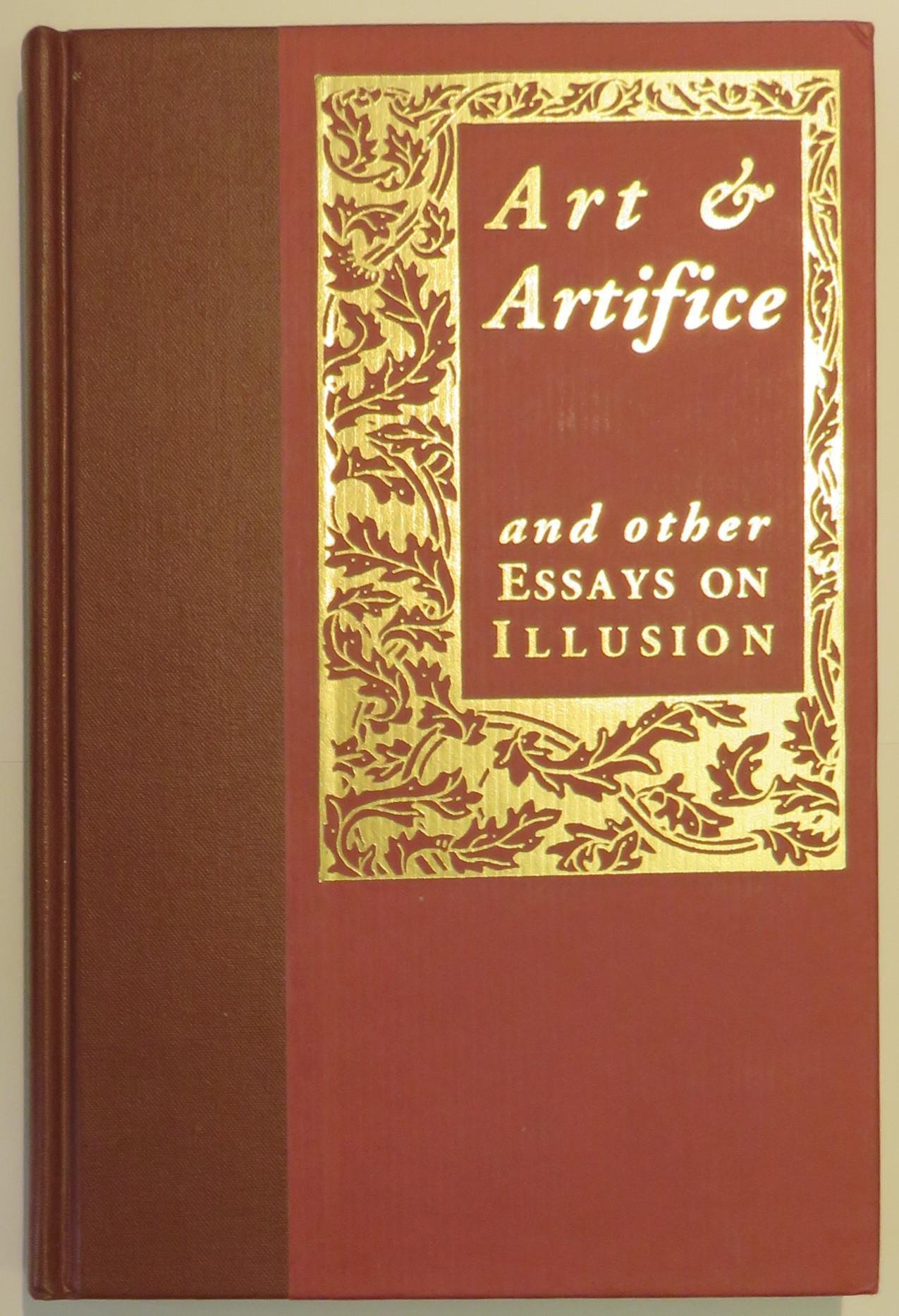 Art and Artifice