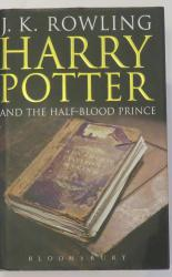 Harry Potter and the Half-Blood Prince: First Edition
