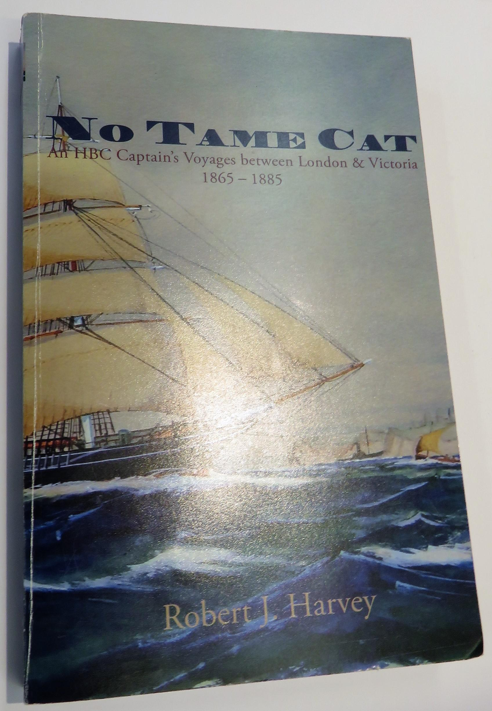No Tame Cat