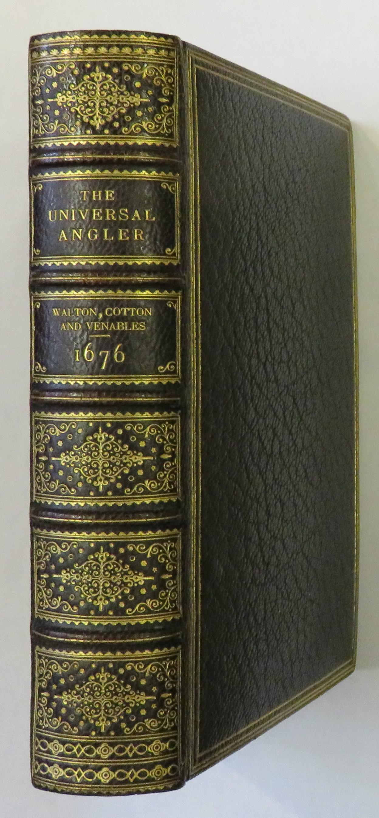 The Universal Angler, Made so by Three Books of Fishing