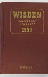Wisden Cricketers' Almanack 1959