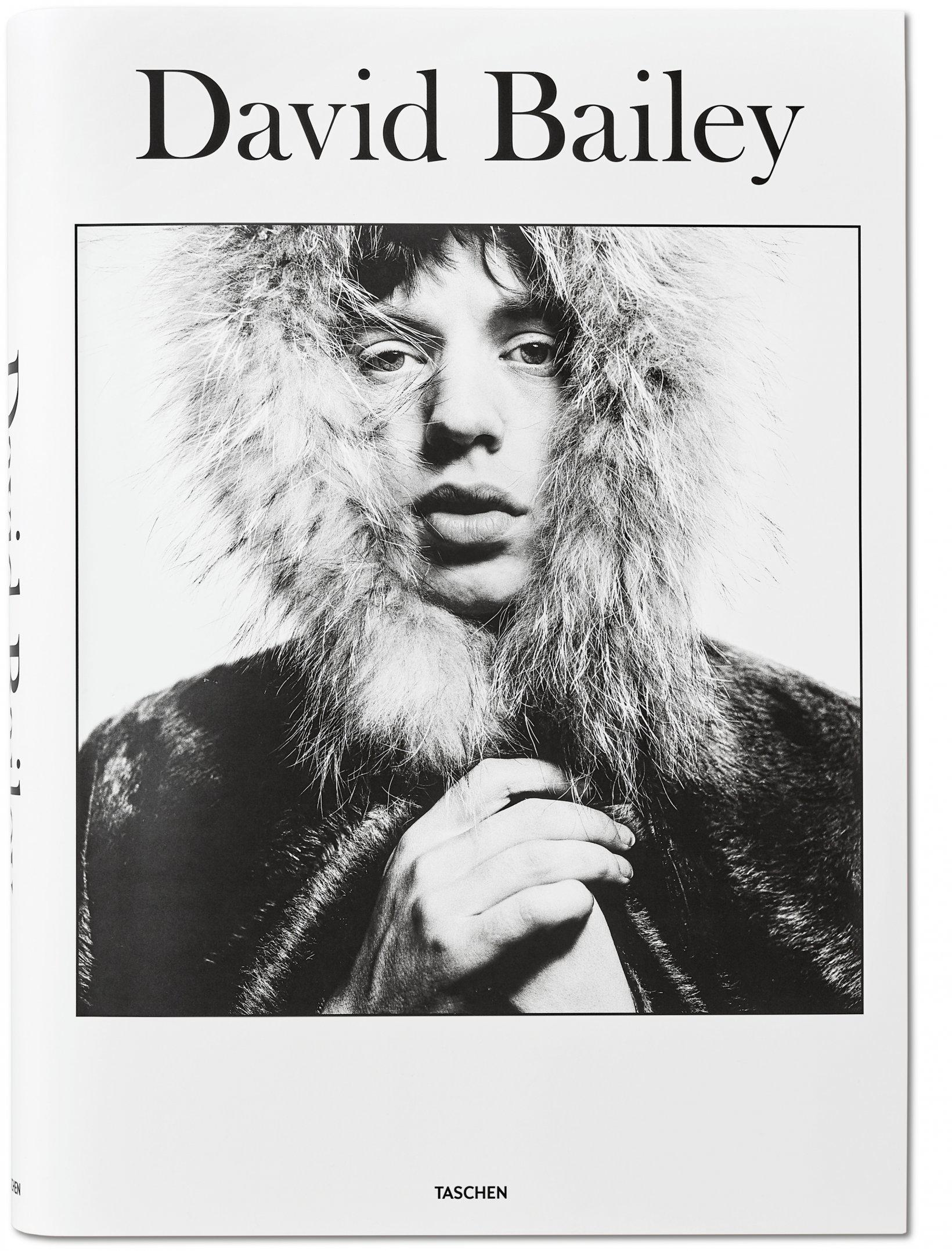 David Bailey Art Edition Mick Jagger Variant