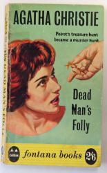 Dead Man's Folly Poirot's Treasure Hunt Became a Murder Hunt