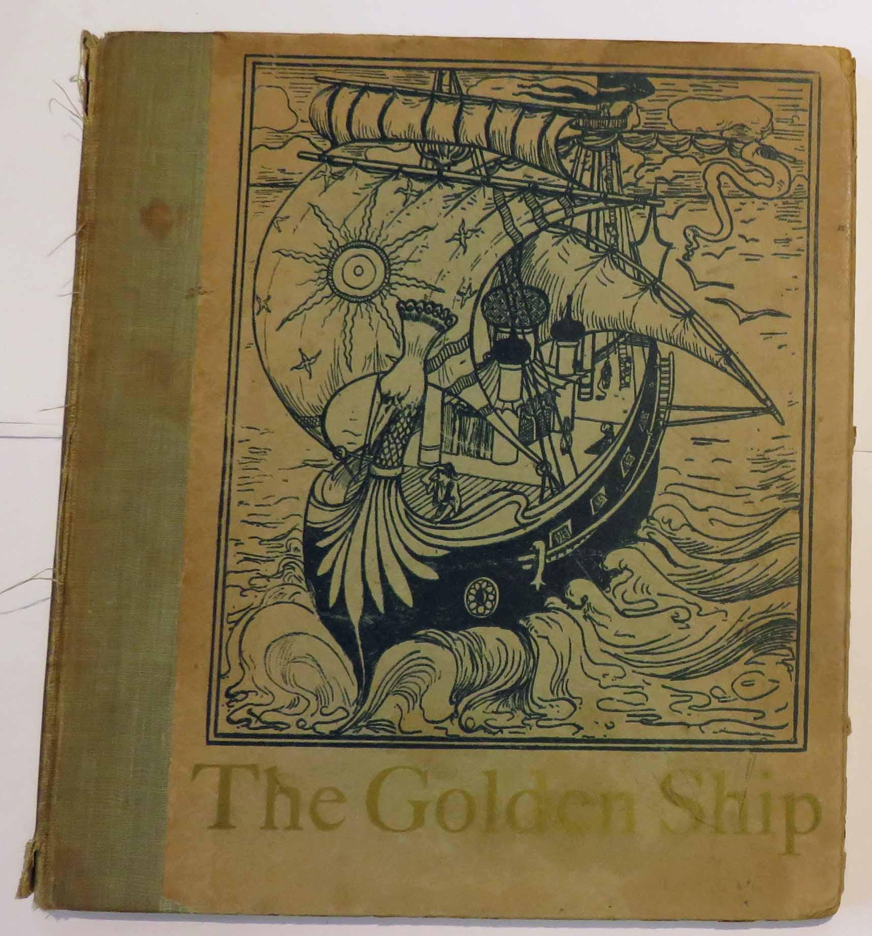 The Golden Ship And Other Tales