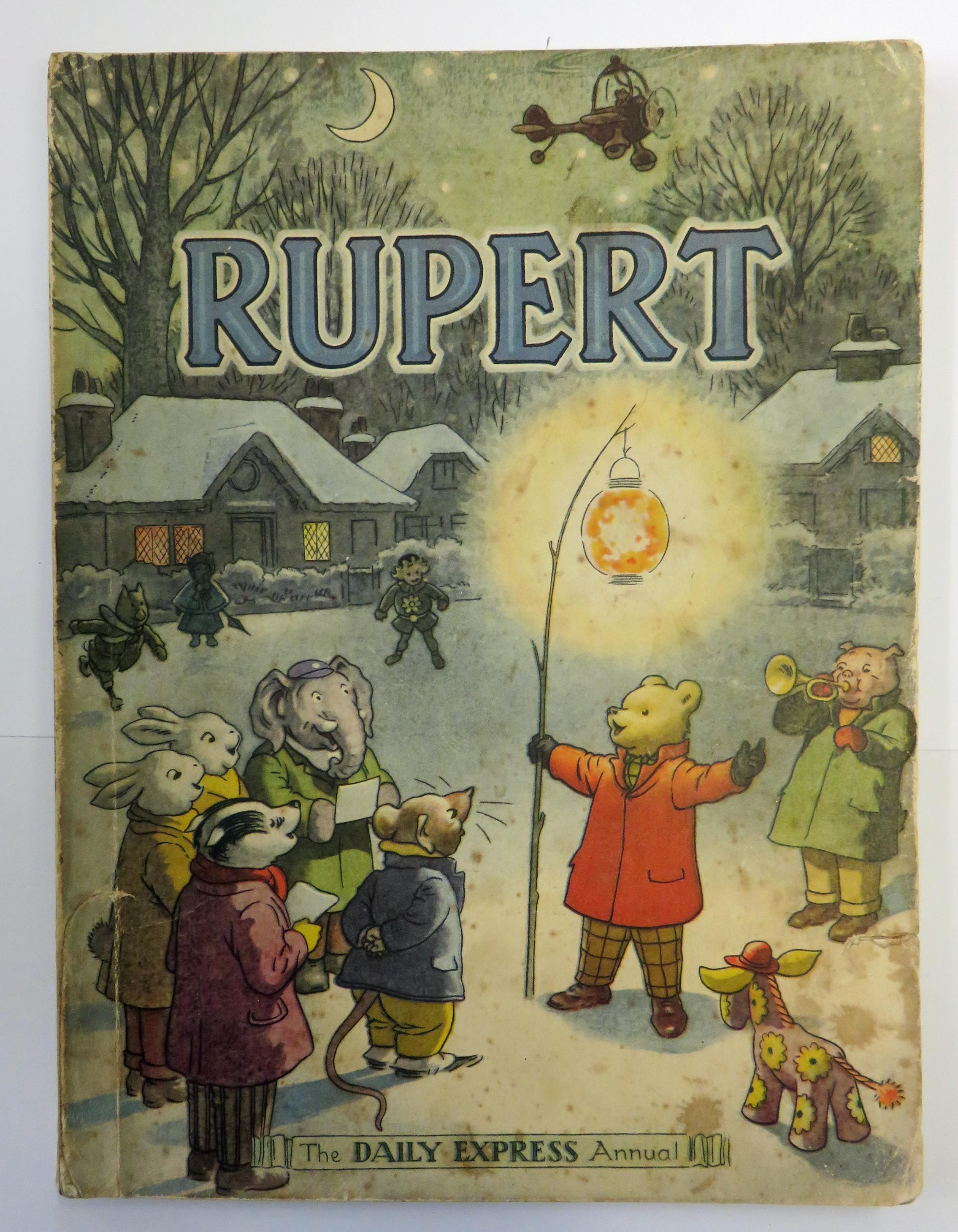 Rupert Daily Express Annual for 1949