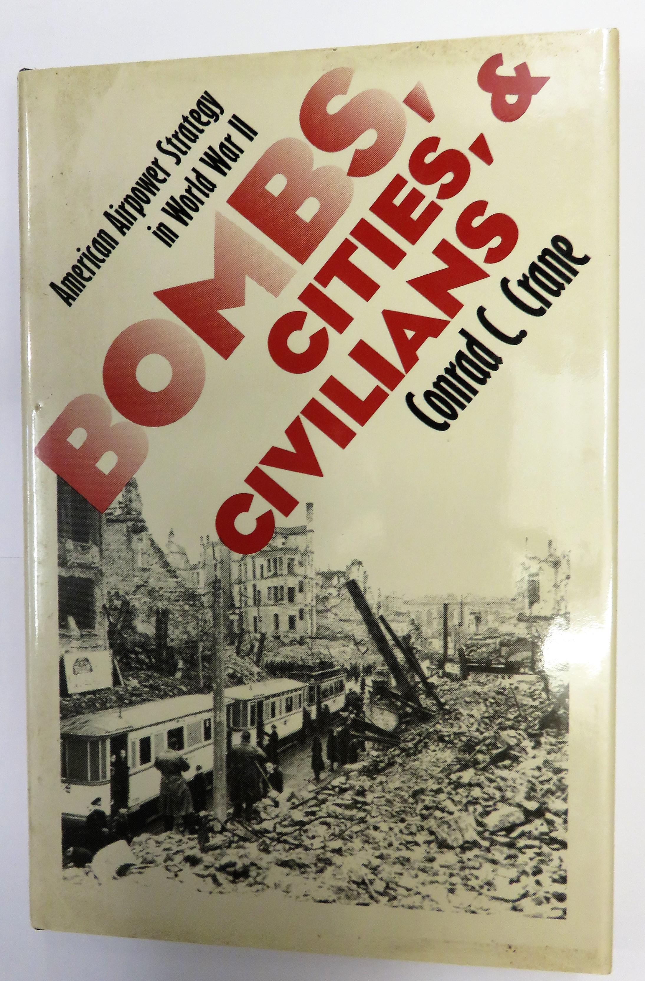 Bombs, Cities and Civilians