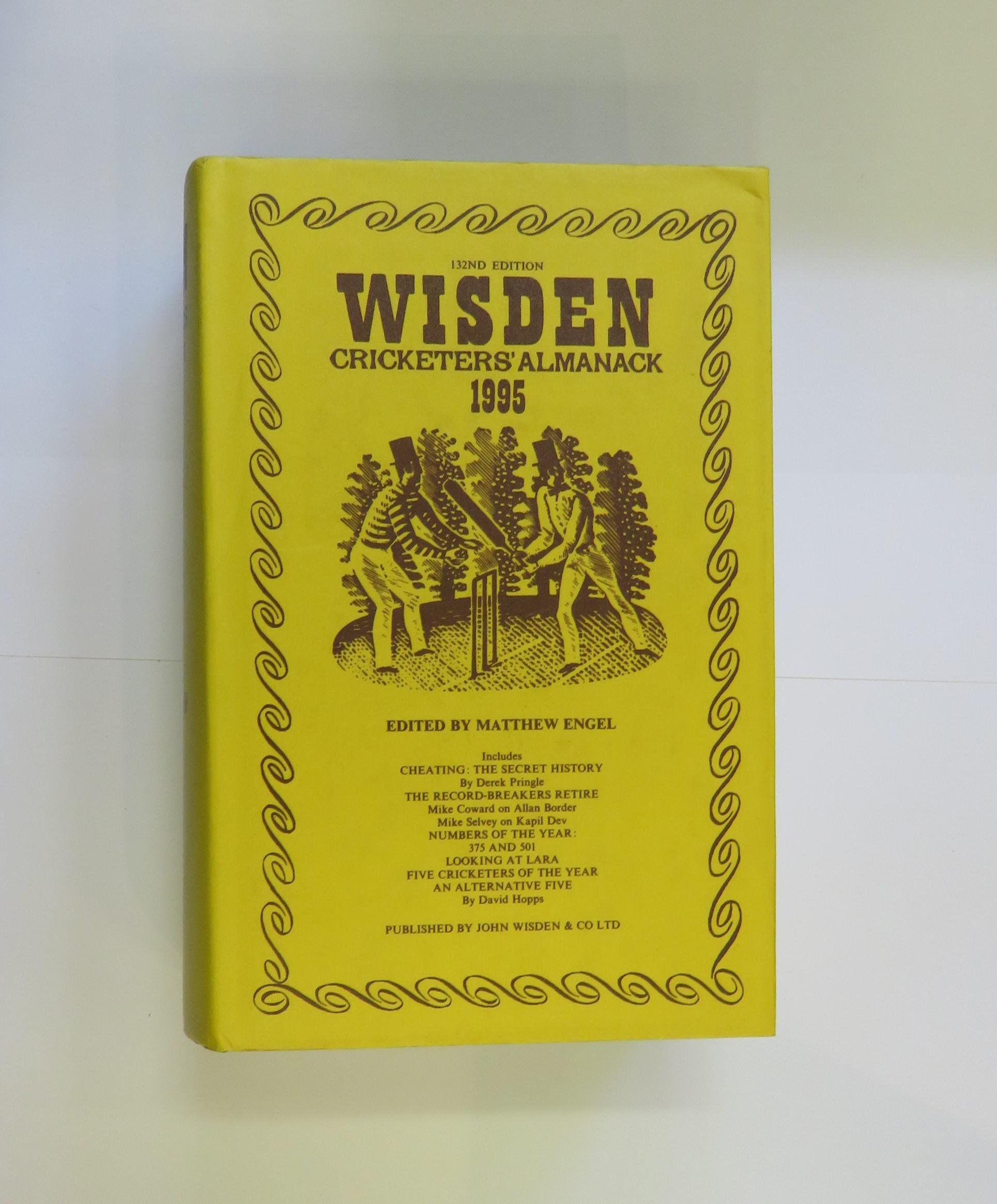 Wisden Cricketers' Almanack 1995