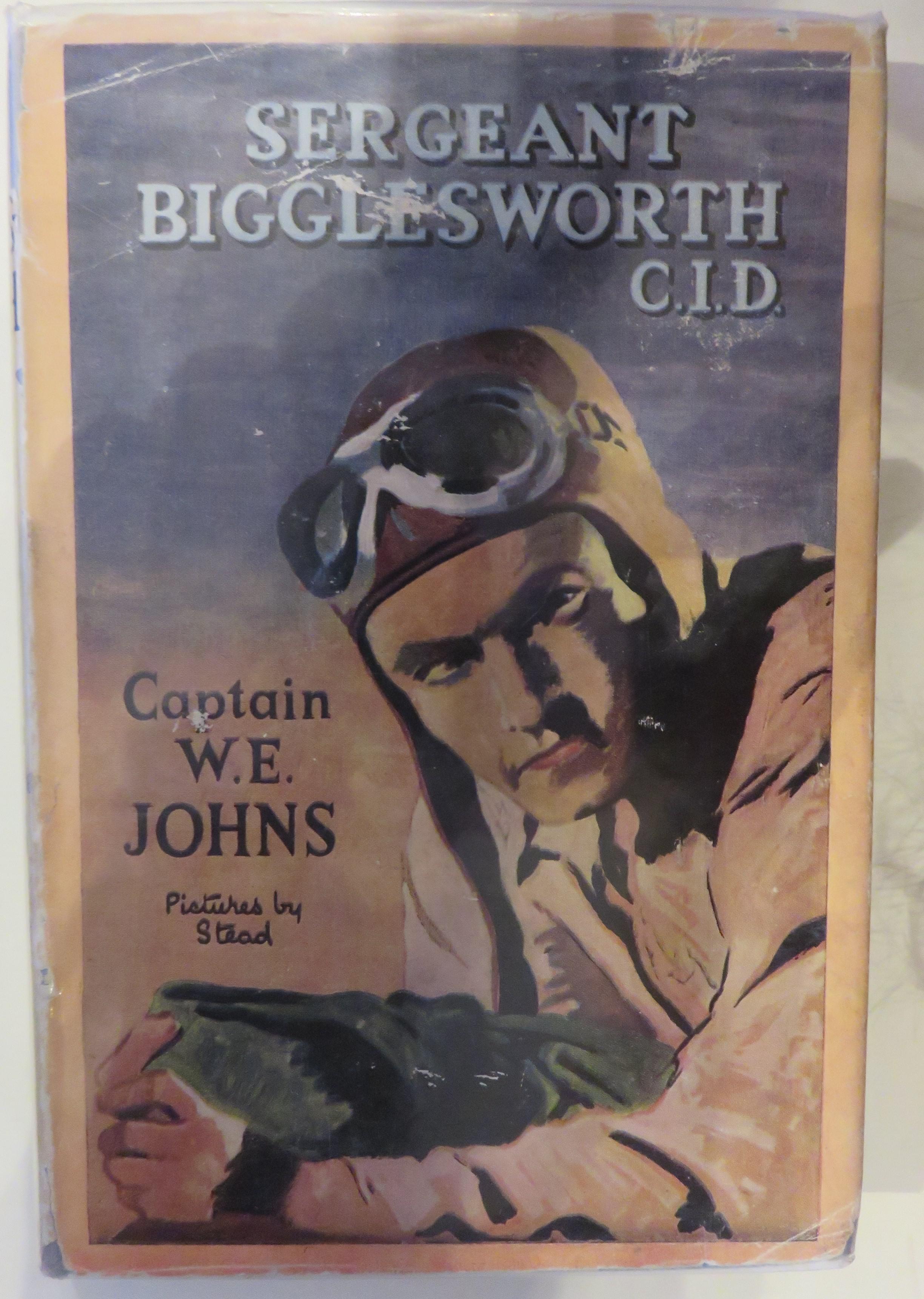 Sergeant Bigglesworth C.I.D